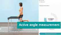 Active Angle Measurement Orthelligent Video Oped GmbH