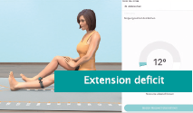 Extension Deficit Video Orthelligent OPED GmbH