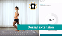 Testvideo Dorsal extension Orthelligent Pro