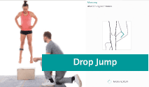 Testvideo Drop Jump Orthelligent Pro