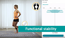 Testvideo Functional stability Orthelligent Pro
